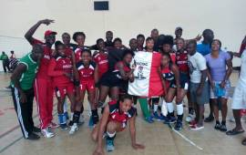 V/ball League: Eight teams qualify from federal zone