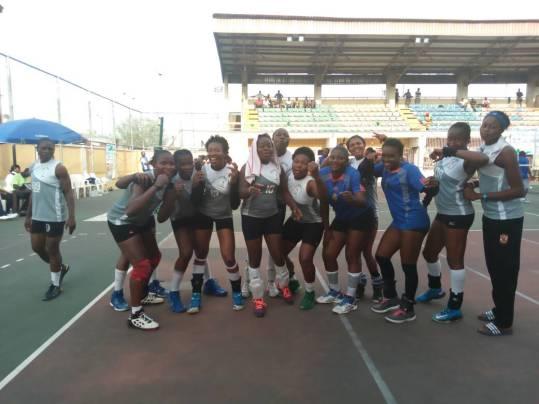 Africa V/ball C'ship: Nigeria to battle Ghana for Gold