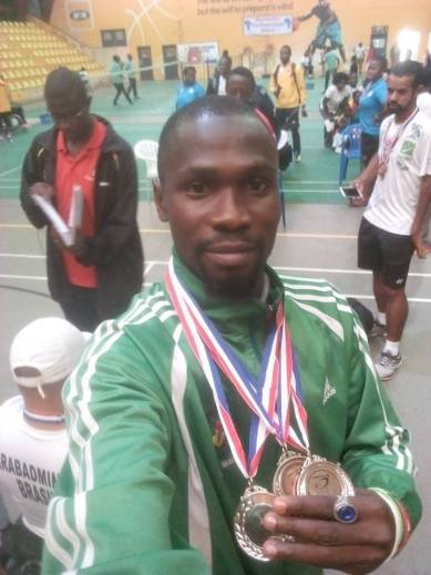 Para Badminton: Nigeria wins 7 medals at Africa Ch'ship.