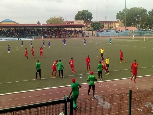 CAFCC: MFM on the brink after first ever home loss