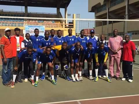 Ghana, Nigeria share the honours at Africa V/ball C'ship