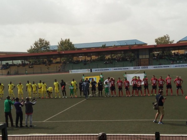 Plateau United/USMA set to battle after match-fixing claims