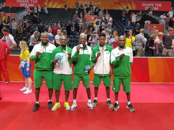 Table Tennis secures Nigeria first medal at the Commonwealth