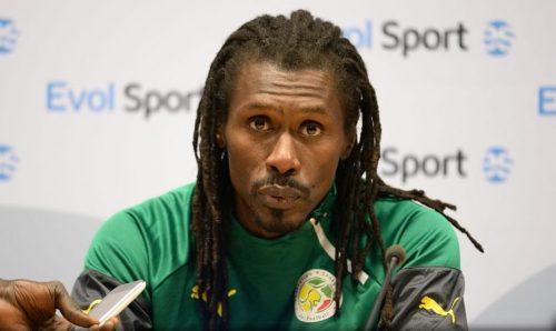 Disagreement over future of Senegal coach Aliou Cissé