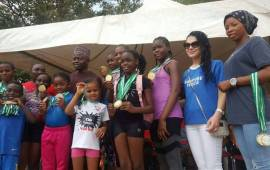 Gymnastics: Athletes development my priority says Asuquo