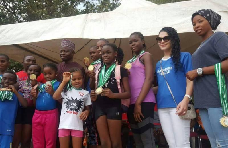 Gymnastics: Athletes development my priority says Asuquo