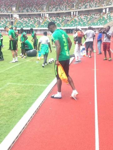 Eagles update: Awaziem injured as Iheanacho nets hat trick