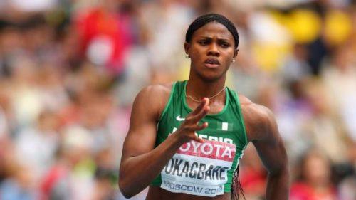 Athletics: Okagbare races to second in Jamaica invitational