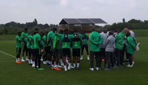 Russia 2018 warm up: Onazi, Obi missing from Czech lineup