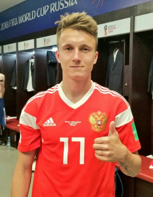 Russia 5-0 Saudi Arabia: 'Every match our last'- Golovin