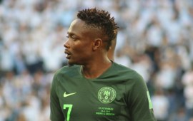 Why Ahmed Musa May Be Key At AFCON2019