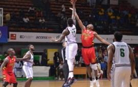FIBAWCQ: Diogu leads D'Tigers past Ugandans