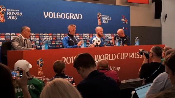 Russia 2018: Iceland coach expecting a tough match Vs NGA