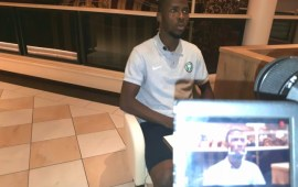Iheanacho: A huge gap between World Cup and UCL