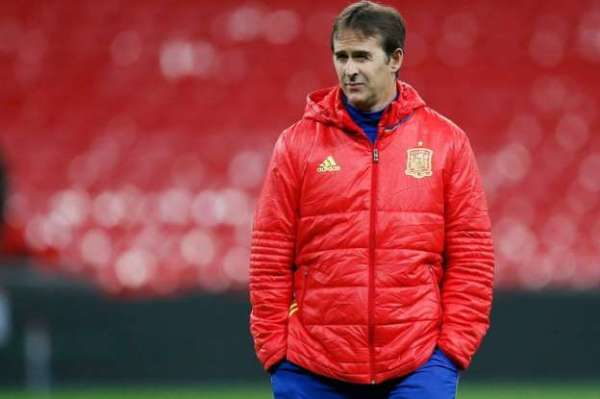 Russia 2018: Spain sack head coach Lopetegui