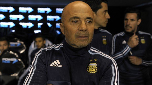 Russia 2018: Sampaoli slams media, focused on Nigeria