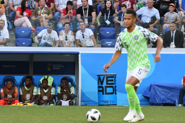Troost-Ekong expects difficult game against Cameroon