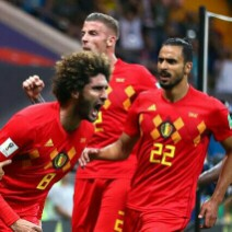 Russia 2018: Chadli completes the Red Devils' comeback