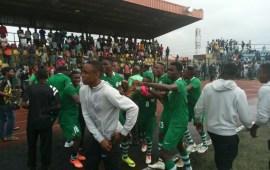 AYC2019: Flying Eagles thrash Mauritania to qualify
