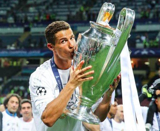 Serie A: Real Madrid confirm Ronaldo to Juventus