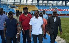 Asaba 2018: 42 officials attend DRM in Asaba, LOC lauded