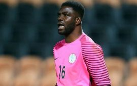 Super Eagles: Akpeyi saddened by Ikeme's retirement
