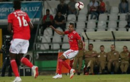 EiE: Tyronne Ebuehi debuts for Benfica