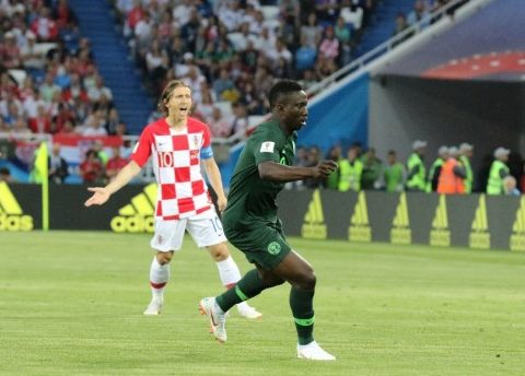 Etebo arrives Turkey ahead of Galatasaray switch