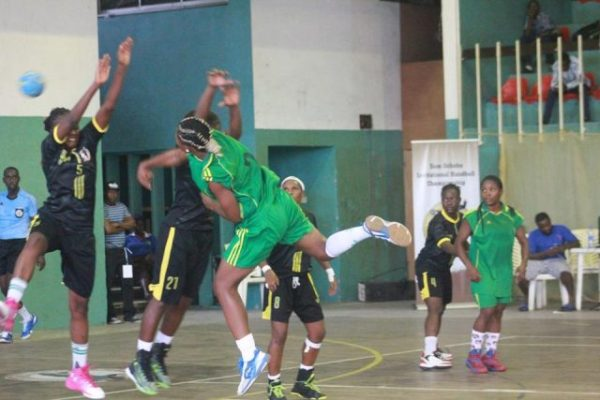 Africa Nations Cup: Ohakwe, Ahamefule, others in camp