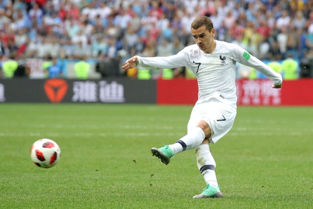 Griezmann: How patternless France outclassed Uruguay