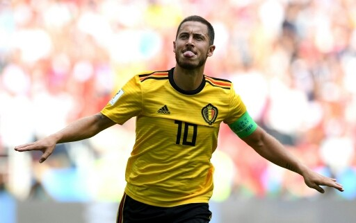 Russia 2018: Hazard rates Belgium's tournament a success