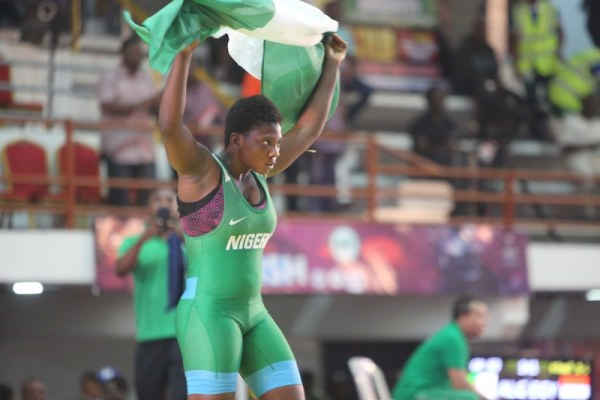 Wrestling: Balogun promises not to disappoint in Zagreb