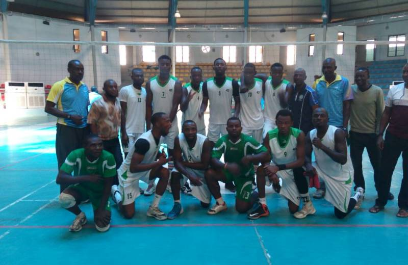 V/ball: My priority is replacing ageing players – Babanmusa