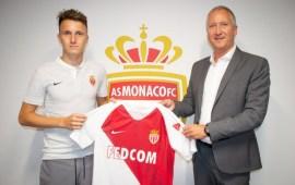 Golovin joins AS Monaco from CSKA Moscow