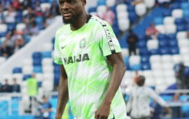 UCL Qualifiers: Eagles midfielder, John Ogu resumes training