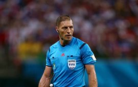 2018 World Cup Final: Nestor Pitana to take charge