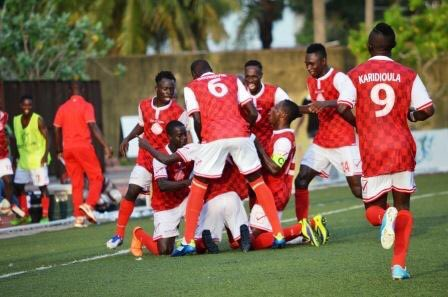 CAFCC: Enyimba hammered 2-0 by Williamsville