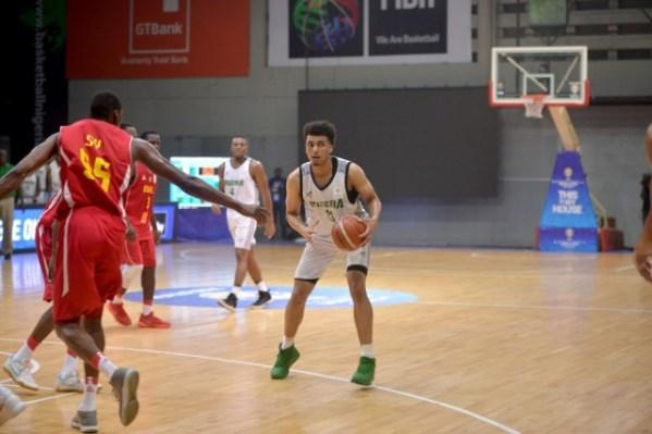 FIBAWCQ: Nwora's display helps D'Tigers finish unbeaten