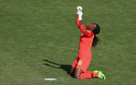 U20WWC: Chiamaka Nnadozie expects tough match against China