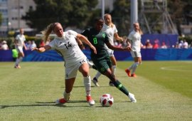 U20 World Cup: Germany edge Nigeria in Saint Malo