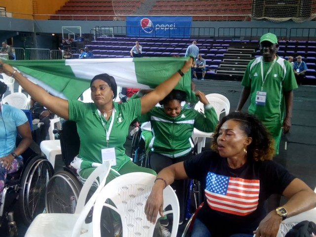 Powerlifting: Okpala helps Nigeria to more medals in Algeria