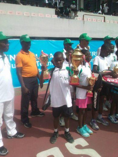 Tennis: Ganiyu highlightsgrassroots achievementsin Oyo