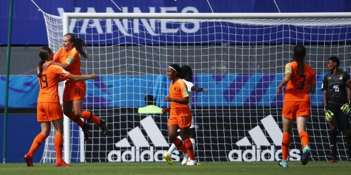 U20WWC: Black Princesses on the edge after Netherlands thrashing