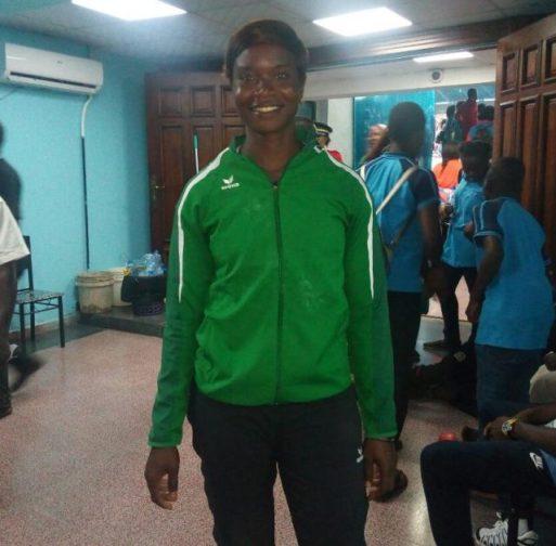 Asaba 2018: Nwanaga is an African Javelin Champion