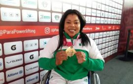 Algiers 2018: Two Nigerian Powerlifiters to watch out for