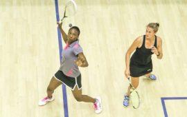 Squash: Olatunji set to defend her title in Zimbabwe