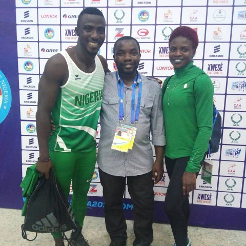 Asaba 2018: Memories of the C/Games relay propelled me – Arowolo