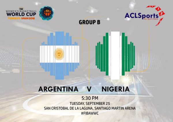 FIBAWWC Preview (Africa Focus): Nigeria Vs Argentina