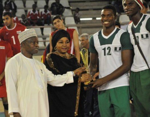 Nwaachukwu dedicates best blocker award to team mates