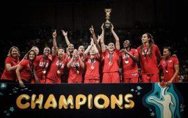 2018 FIBAWWC: The USA are three-time champions